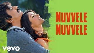 Devudu Chesina Manushulu - Nuvvele Nuvvele Video  Ravi, Ileana