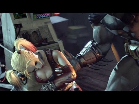 Batman Arkham City - Walkthrough - Part 6 - Mister Hammer (Gameplay & Commentary) [360/PS3/PC]