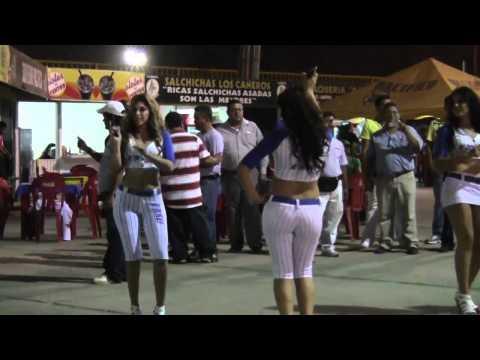 MOCHIKOS Tv® el primer partido ante NAVOJOA  CAÑEROS de los MOCHIS  2011 2012 #1