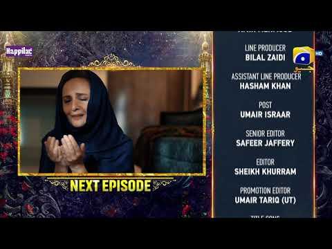 Khuda Aur Mohabbat - Season 3 - Ep 38 Teaser - Digitally Presented by Happilac Paints - 15th Oct 21