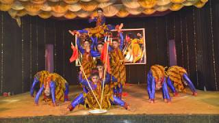 Sivan song Dhamaru danced by our students with great effort.Just go through the song and enjoy it.Hats off to all the students for their great effort