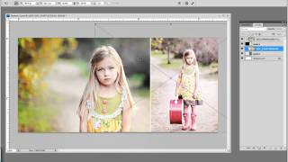 Florabella Collage Templates Tutorial (Photoshop)