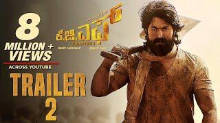 KGF Official Telugu Trailer 2