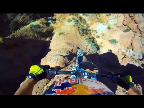GoPro HD HERO Camera: Bearclaw Red Bull Rampage 2010 - UCqhnX4jA0A5paNd1v-zEysw