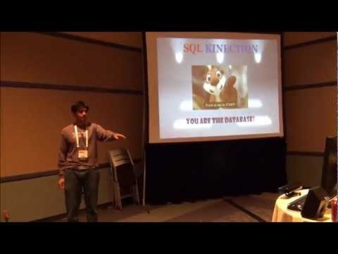 SQL Kinection - Control SQL Server 2012 with gestures using Microsoft Kinect!