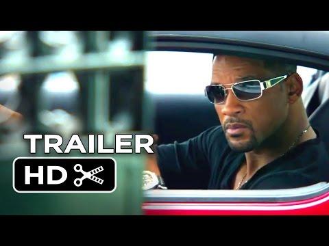 Focus Official Trailer (2015) - Will Smith, Margot Robbie Movie HD
