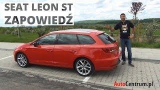 Seat Leon ST FR - zapowiedź testu