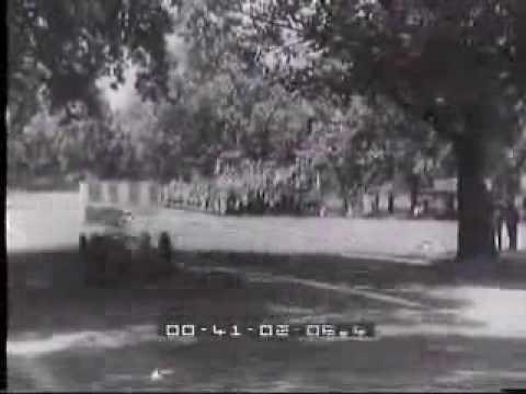 1936 Gran Premio d'Ungheria (Magyar Nagy Dij), Budapest