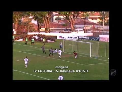 Itapirense 1x2 União Barbarense - Copa Paulista 2011