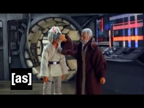 Robot Chicken: Luke's Training