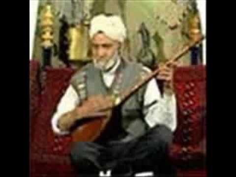 Kizilbash Musician Legend from Horasan Haj Ghorban Soleimani