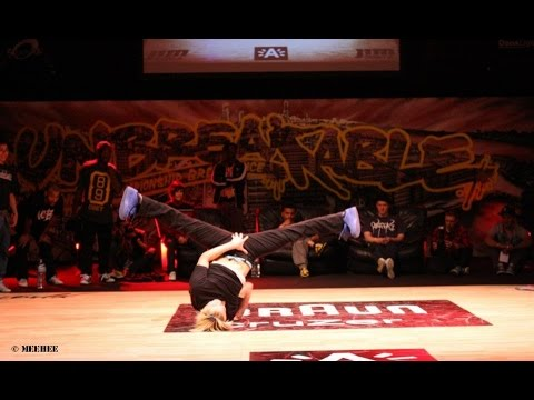 Bboy Yosshi a secret practice.  Music By Nobunaga