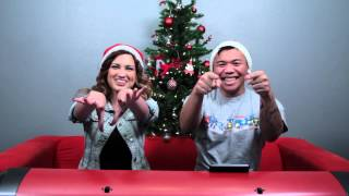 Tori the Red-Nosed Rudolph - [AJ Rafael x Tori Kelly] 2012 Christmas Series II