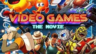 VIDEO GAMES: THE MOVIE Trailer German Deutsch (2015)