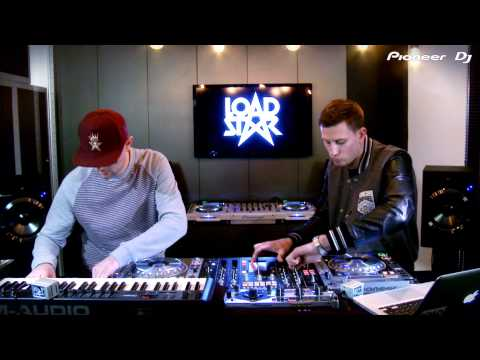 "Loadstar ""Refuse To Love"" Live on DJM-2000nexus and RMX-1000 Hyper Mix"
