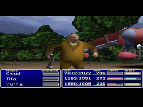 Final Fantasy VII Walkthrough Part 48 Tiny Bronco