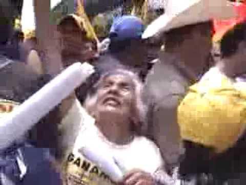 VIEJA GROSERA  DEL PRD (LA MAMA  DE LOPEZ OBRADOR)  COMPLETO