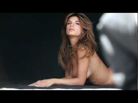 Elisabetta Canalis' Nude Photo Shoot