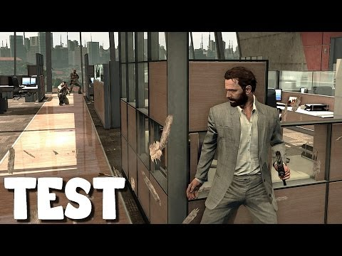 (Video-Test) Max Payne 3