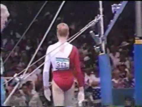 ATLANTA 1996 OLYMPICS GYMNASTICS EVENT FINALS PART 10