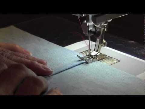 How to Sew a Flat Felled Seam: A basic sewing tutorial