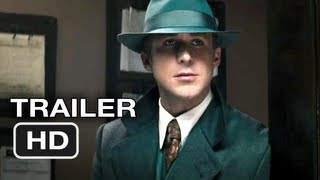 Gangster Squad International Trailer (2012) Ryan Gosling, Josh Brolin Movie HD
