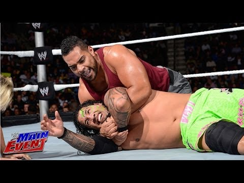 The Usos vs. Hunico & Camacho: WWE Main Event, Nov. 6, 2013