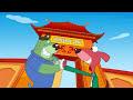 Фрагмент с начала видео - RAT-A-TAT | Chotoonz Kids Cartoon Videos | DAY AT THE SPA