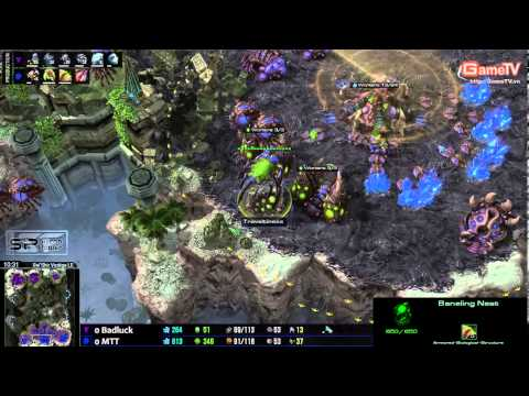SC2 | APC: expansion vs MTT  set 1 04.01.2014