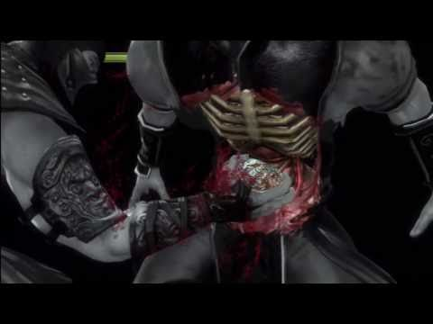Mortal Kombat X-Ray Attacks (All)
