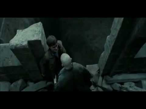 Harry Potter and the Deathly Hallows Part 2:Harry Vs Voldemort the final battle