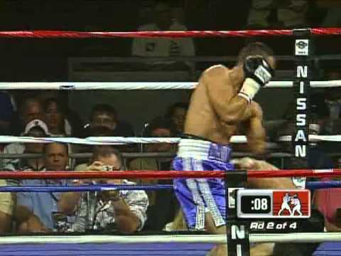 Daniel Jimenez vs Luis Hernandez