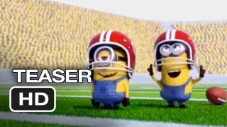 Despicable Me 2 - Spanish TEASER - Football (2013) - Kristen Wiig, Al Pacino Movie HD