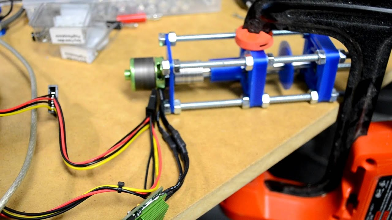 How to control 4 BLDC motors with arduino2016