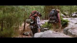 A WALK IN THE WOODS Trailer Deutsch