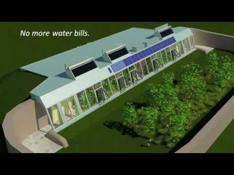 Earthship Global Model: Radically Sustainable Buildings.