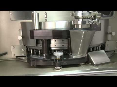 Rotary Tablet Press: Natoli NP-500