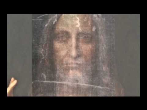 Proof that Leonardo da Vinci faked the Turin Shroud?