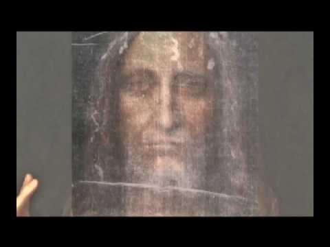 Proof that Leonardo da Vinci faked the Turin Shroud?