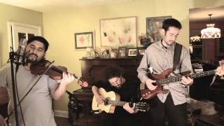 Frozen - Let It Go - Acoustic Cover by David Wong, Eitan Prouser, and Josh Kinzler