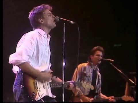Brian Adams -  Hearts On Fire -  Princes Trust -  1987
