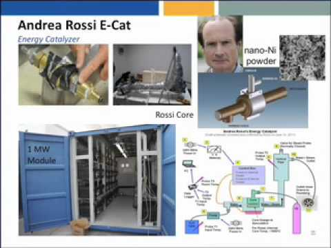 Cafe Sci Silicon Valley: What Happened to Cold Fusion? (Pt 6 of 8) Experiments by Italian Scientists