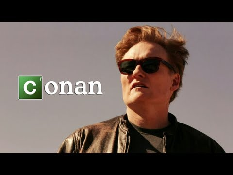 "Conan's ""Breaking Bad"" Cold Open"