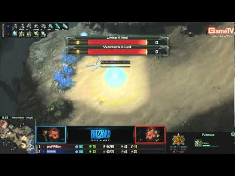 SC2 | ROG INovation vs San Bo Set 4