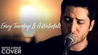 Coldplay - Every Teardrop Is A Waterfall (Boyce Avenue acoustic cover) on iTunes & Spotify