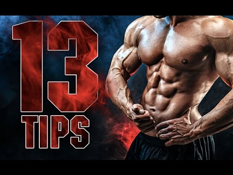 "Six Pack Abs Shortcuts - ""13 Tips to a 6 PACK!"""