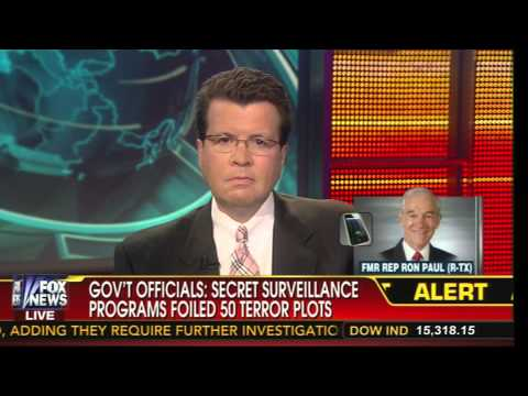 Ron Paul on Cavuto Jun 18, 2013