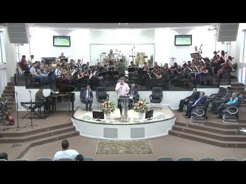 Orquestra Sinfônica Celebração - Harpa Cristã | Nº 401 | Jesus voltará - 11 11 2018