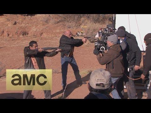 (SPOILERS) Making of Episode 513 To'hajiilee: Breaking Bad