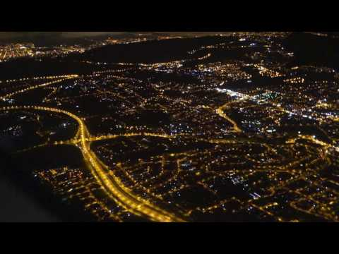 Night landing in Quito, Ecuador - UCTHQ4RyUFOEOMBtpHvjhYhw